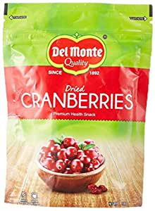 Delmonte Dried Cranberries, 130g