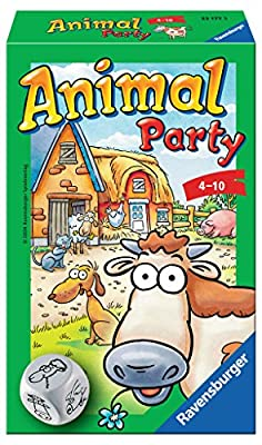 Ravensburger 23177 - Animal Party