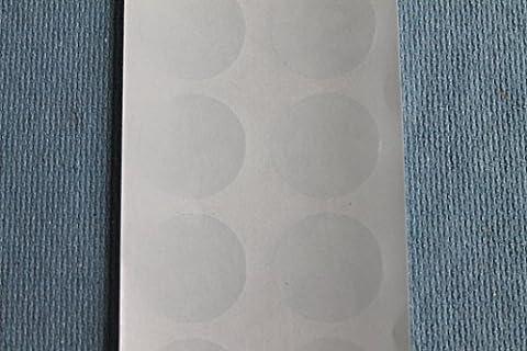 25mm Transparent Joints, CD, DVD Enveloppes d'étiquettes autocollantes Transparent Bandes, etc, papier de soie, motif Lot de 500