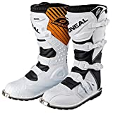 O'NEAL Rider Boots MX Motocross Motorcycle Enduro Boots Black - 0329-1