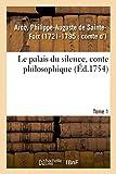 le palais du silence conte philosophique tome 1