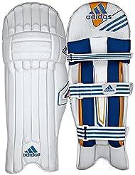 Adidas Criquet CX11 PROTECTORES Bateo - Junior - Blanco, Left Hand Boys