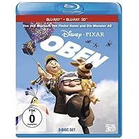Oben (+ Bonus-Disc + Blu-ray 2D) [Blu-ray 3D]