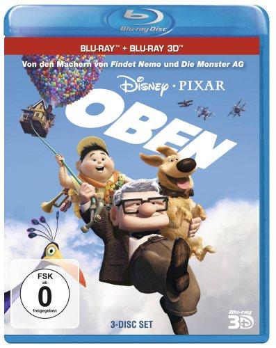 Bild von Oben (+ Bonus-Disc + Blu-ray 2D) [Blu-ray 3D]