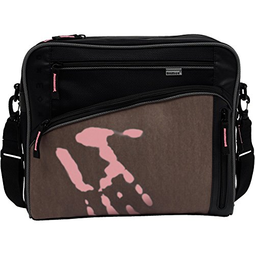 Oxmox Touch-It Street Bag / Umhängetasche M Pink