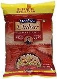 #3: Daawat Dubar Basmati Rice, 1kg (with Extra 200g)