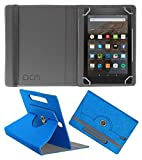 Best Case    Hd - Acm Designer Rotating Leather Flip Case for Amazon Review