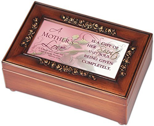 A Mothers Love Music Box by Cottage Garden