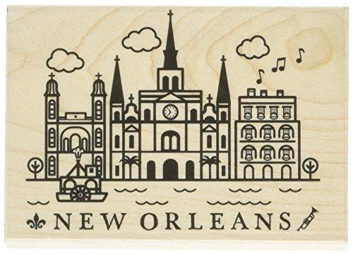 Hero Arts h6184Destination New Orleans