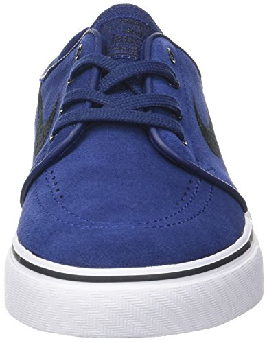 Nike Zoom Stefan Janoski, Chaussures de Skateboard Homme Multicolore (Binary Blue/black)