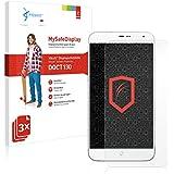 3x Vikuiti MySafeDisplay Protector de Pantalla DQCT130 de 3M para Meizu MX3