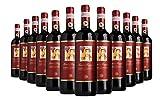 Rotwein - Chianti Classico di Montemaggio 2012 - Bio - Fattoria di Montemaggio - ML. 750 (12 Flaschen)