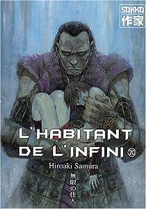 L'Habitant De L'infini Nouvelle édition Tome 20