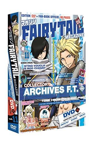 Fairy Tail Magazine - Vol. 11