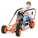 Hauck T91006 Thunder II, Go-Kart, orange