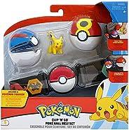 Pokemon Cinturón de Ataque Modelos Surtidos (BIZAK 63227236)