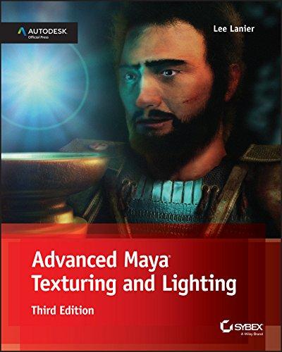 Advanced Maya Texturing and Lighting por Lee Lanier