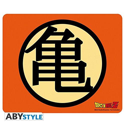 Preisvergleich Produktbild Dragon Ball–Mousepad–DBZ/Kame-Symbol