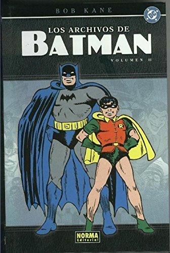 Los archivos de Batman volumen 2
