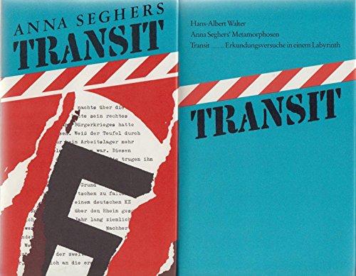 Transit: Roman (Bibliothek Exilliteratur) (German Edition)