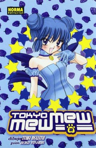TOKYO MEW MEW 02 (CÓMIC MANGA) por Reiko Yoshida