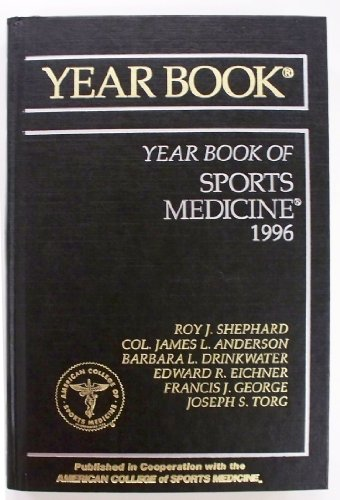 Year Book of Sports Medicine 1996