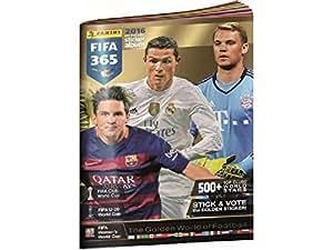 FIFA 365 2016 Panini Album
