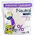Neutral 0% Sensitive Colour Washing Capsules, 22 Wash, 583 g