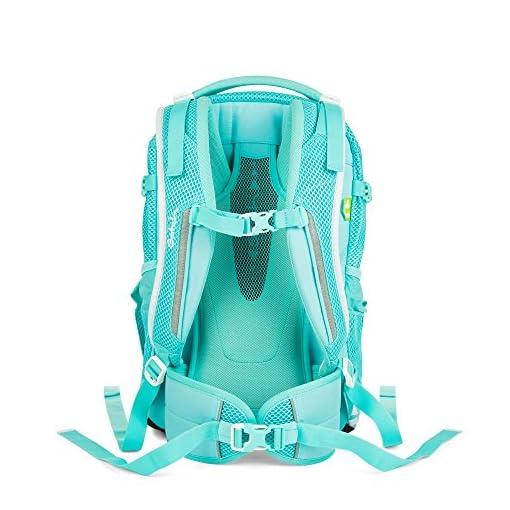 Buchhülle Sinnvoll Satch Zubehör Heftebox Stylerbox 24 Cm Transparent-blau