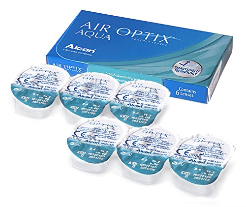Air Optix Aqua Monatslinsen weich, 6 Stück / BC 8.6 mm / DIA 14.2 / -1,75 Dioptrien - 3