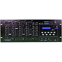 NEWHANK PLAYMATE RACK MIXER AND SMART MEDIA PLAYER 4U [1] Pro-Series (Epitome Verified)