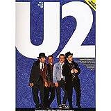 The Best Of U2. Partitions pour Tablature Guitare/Tablature Basse (Symboles ...