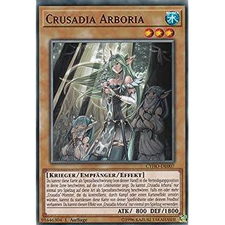 CYHO-DE007 - Crusadia Arboria - Common - Yu-Gi-Oh - Deutsch - 1. Auflage