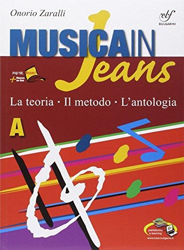 Musica in jeans. Mozart in jeans. Vol. A + B. Per la Scuola media