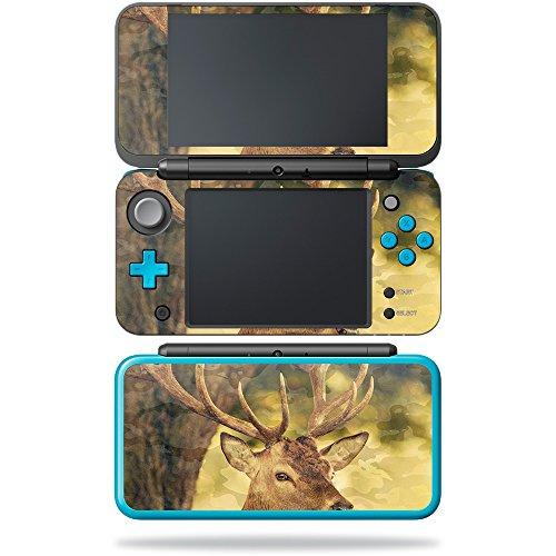 MightySkins Haut für Nintendo Schutz, Langlebig, und Einzigartige Vinyl Aufkleber WRA Camo Deer Fall