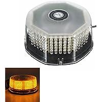 Plat Firm Amber LED Beacon Magnetische Blinkende Warnblitzleuchte