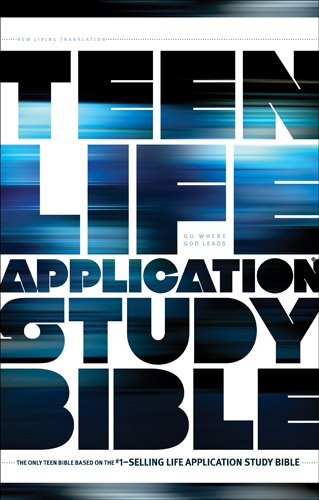 NLT Teen Life Application Study Bible (Bible Nlt)