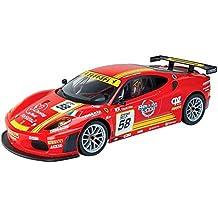 Coche Radio Control 1:10 Ferrari F430 GT Oficial
