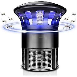 Lampe Anti-Moustique-Utilisation Muette À La Maison Piège À Moustiques, Attrape-Mouches Lampe Anti-Moustique avec Lampe UV Utilisé pour Les Nourrissons, Les Enfants Et Les Femmes Enceintes ZHML