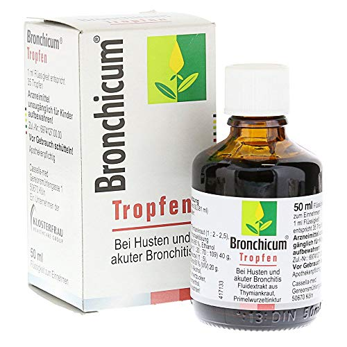 Bronchicum, 50 ml