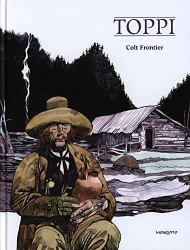 Colt frontier par Sergio Toppi