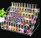 ForeWan Soporte para exhibición de aceite, expositor de esmalte de uñas,...