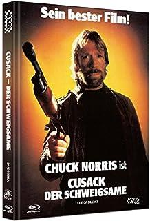 Cusack - der Schweigsame - uncut (Blu-Ray+DVD) auf 333 limitiertes Mediabook Cover A [Limited Collector's Edition]