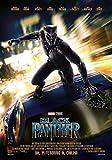 Locandina Black Panther Steelbook (2 Blu-Ray)