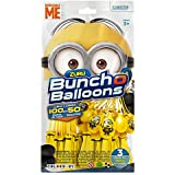 X-Shot - Bunch O Balloons Los MINIONS Pack de 100 globos (ColorBaby 48011)