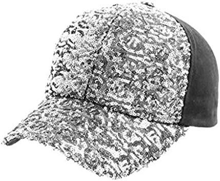 GUO GUO GUO - cappello di estate di tendenza berretto da baseball moda paillettes cappuccio anatra hip hop cappello del sole estivo all'aperto (argentoo) B074TFG8J3 Parent | Prima Consumatori  | Molte varietà  | nuovo venuto  | prendere in considerazione  922732