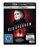 Red Sparrow (4K Ultra HD) (+ Blu-ray)