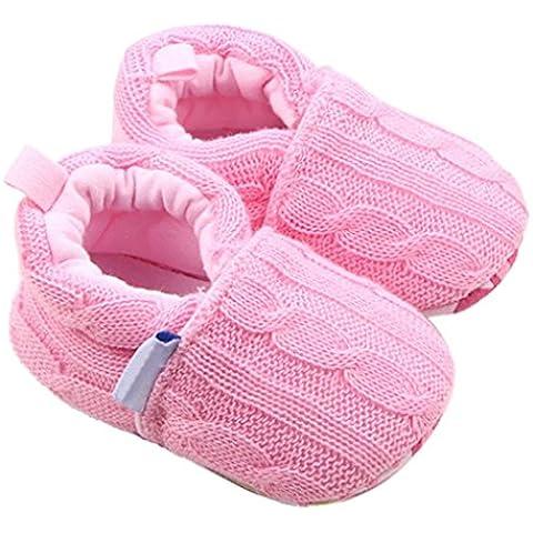 Tefamore Zapatos de niño pequeño Del bebé con la de deporte del estilo de la manera Suela suave antirresbaladiza