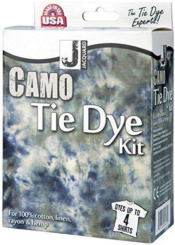 Jacquard Camo Tie Dye Kit by Jacquard (Camo Tie Dye)