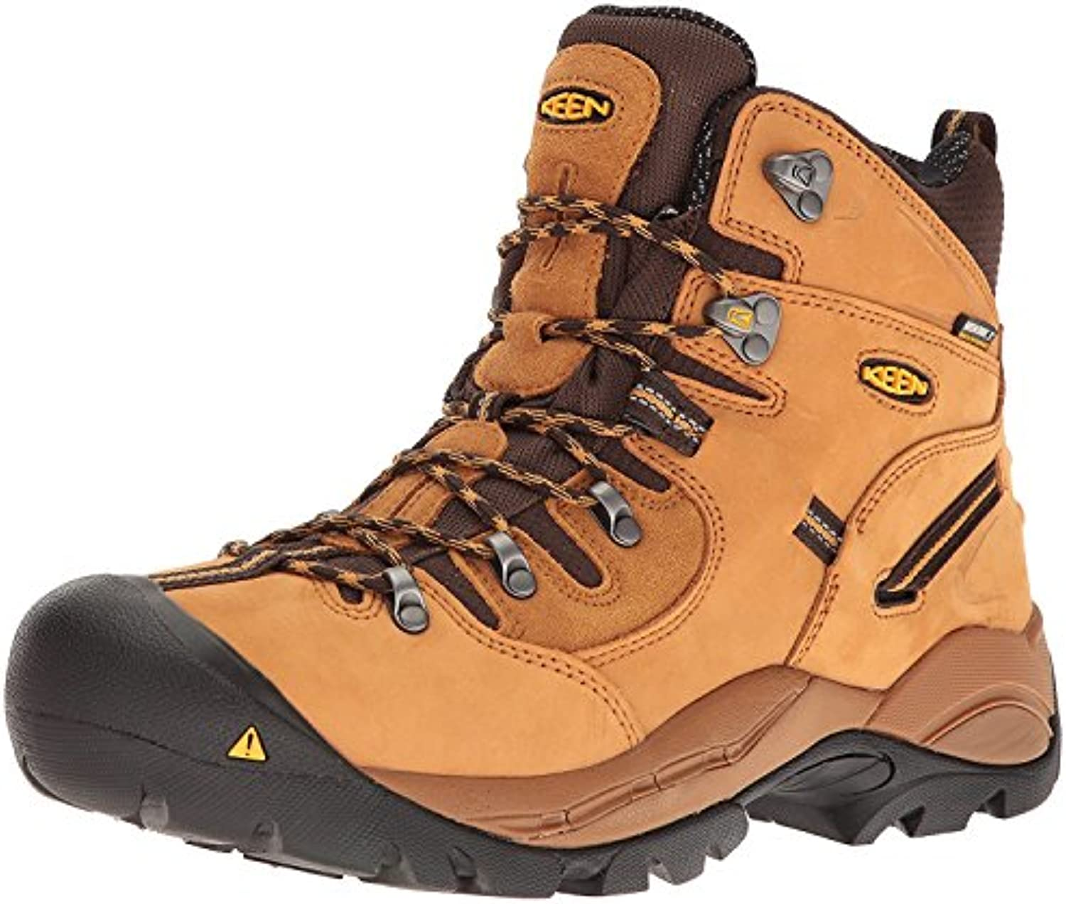 Keen Utility Men'S Pittsburgh Steel Toe Work Boot, Trigo, 46 2E EU/11 2E UK